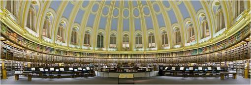 Photo of British Museum Reading Room